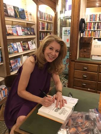 Author Melissa Roske
